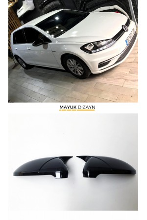 VW GOLF 7 / 7.5 BATMAN AYNA KAPAĞI --MAYUK Dizayn--
