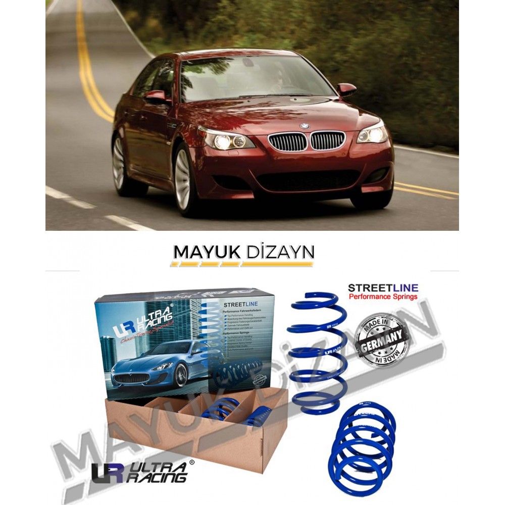 BMW E60 ULTRA RACİNG SPOR YAY (2003-2010) --MAYUK Dizayn--