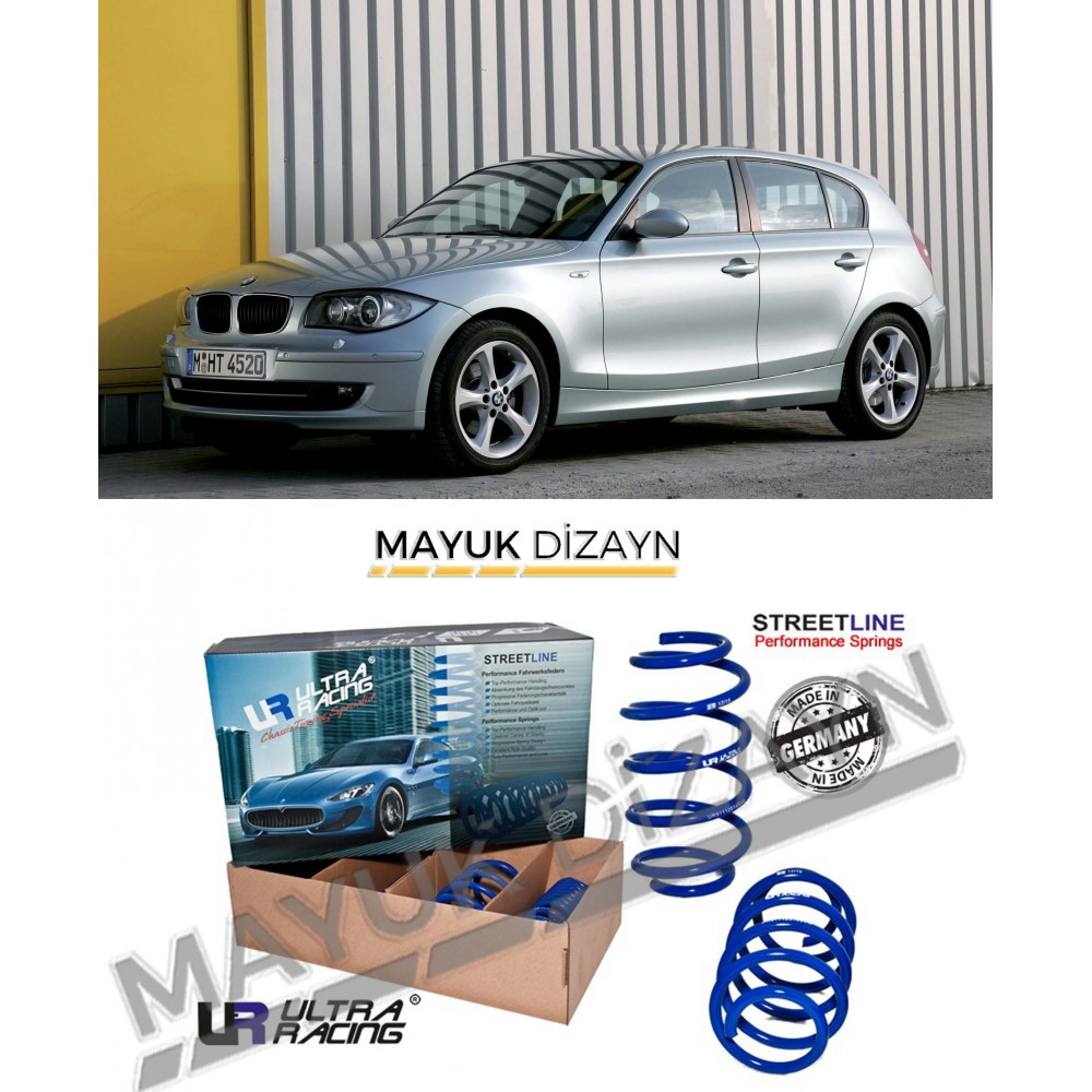 BMW E87/E81 ULTRA RACING SPOR YAY (2004-2011) --MAYUK Dizayn--