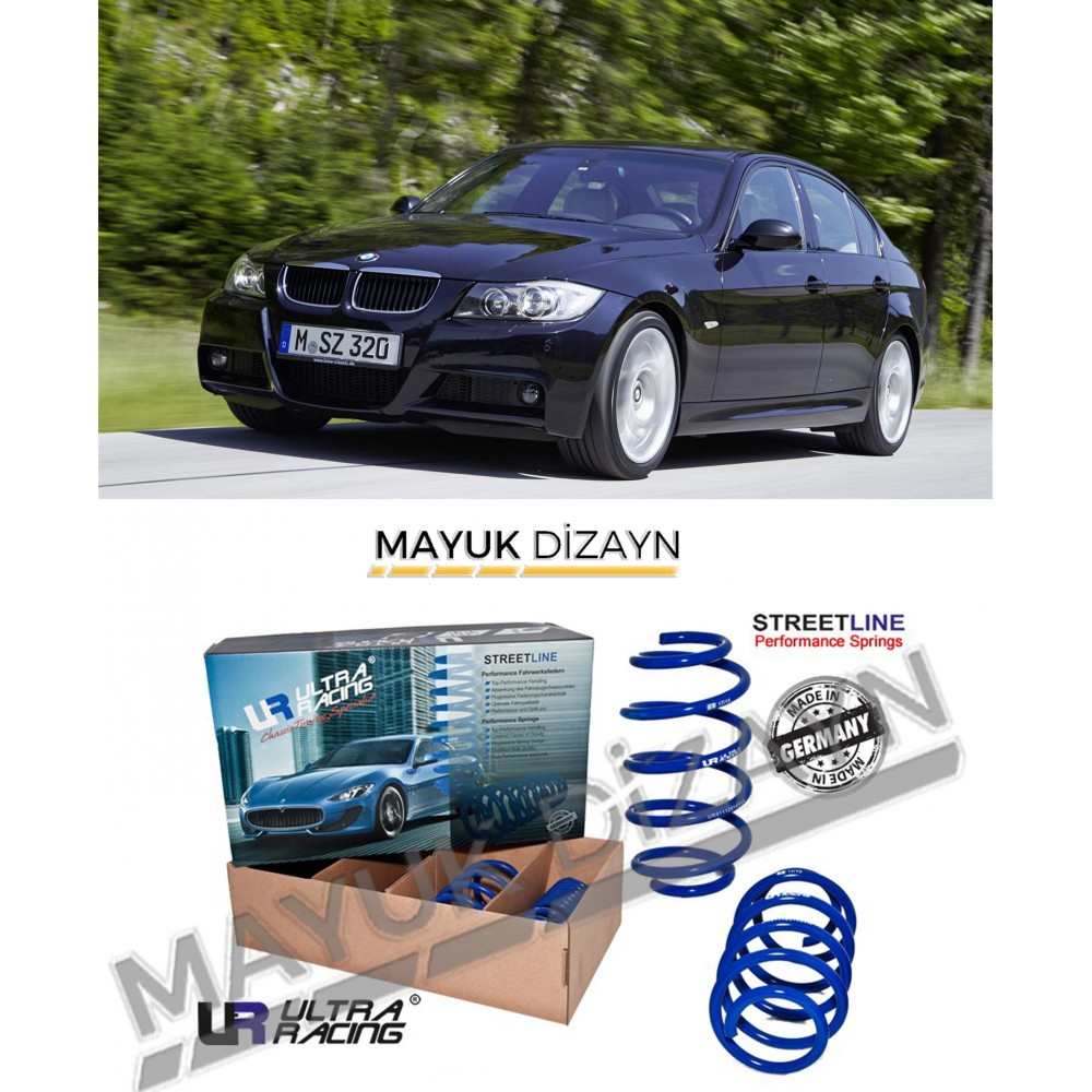 BMW E90 ULTRA RACING SPOR YAY (2004-2011) --MAYUK Dizayn--