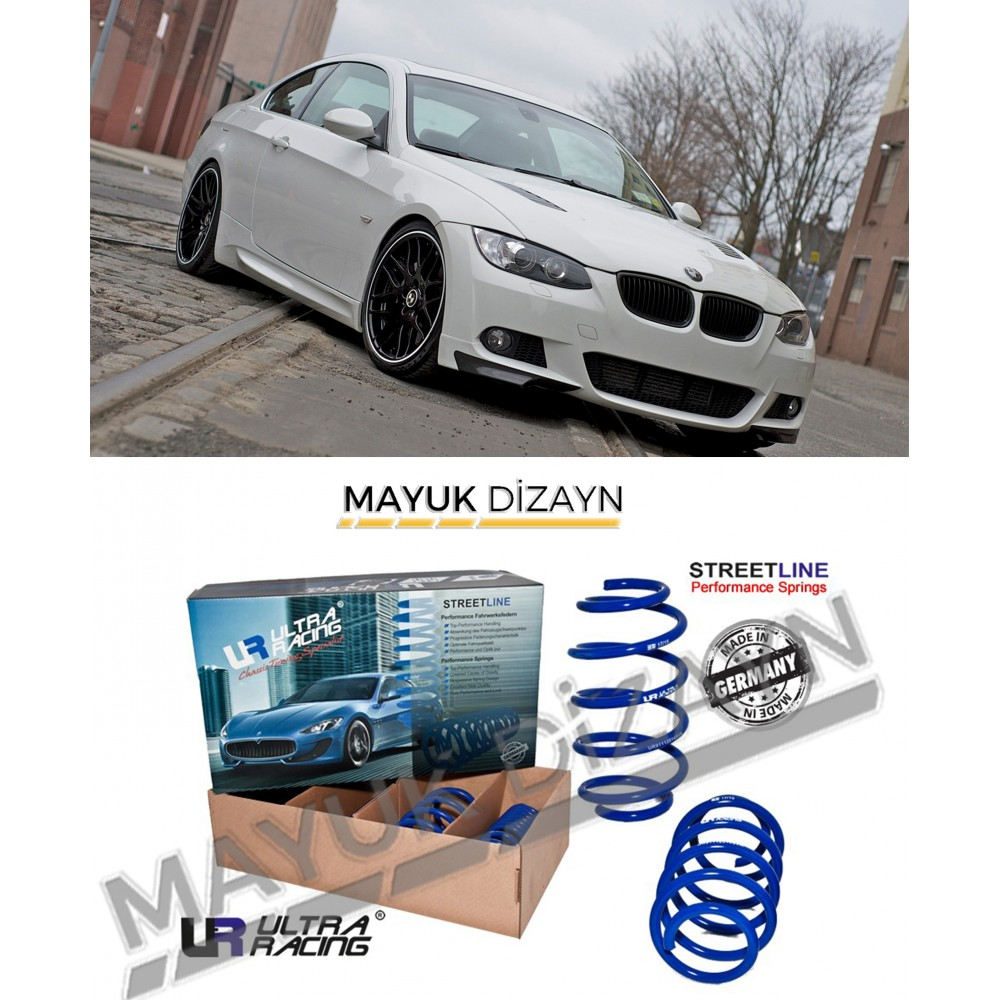 BMW E92/E93 ULTRA RACING SPOR YAY (2006-2013) --MAYUK Dizayn--