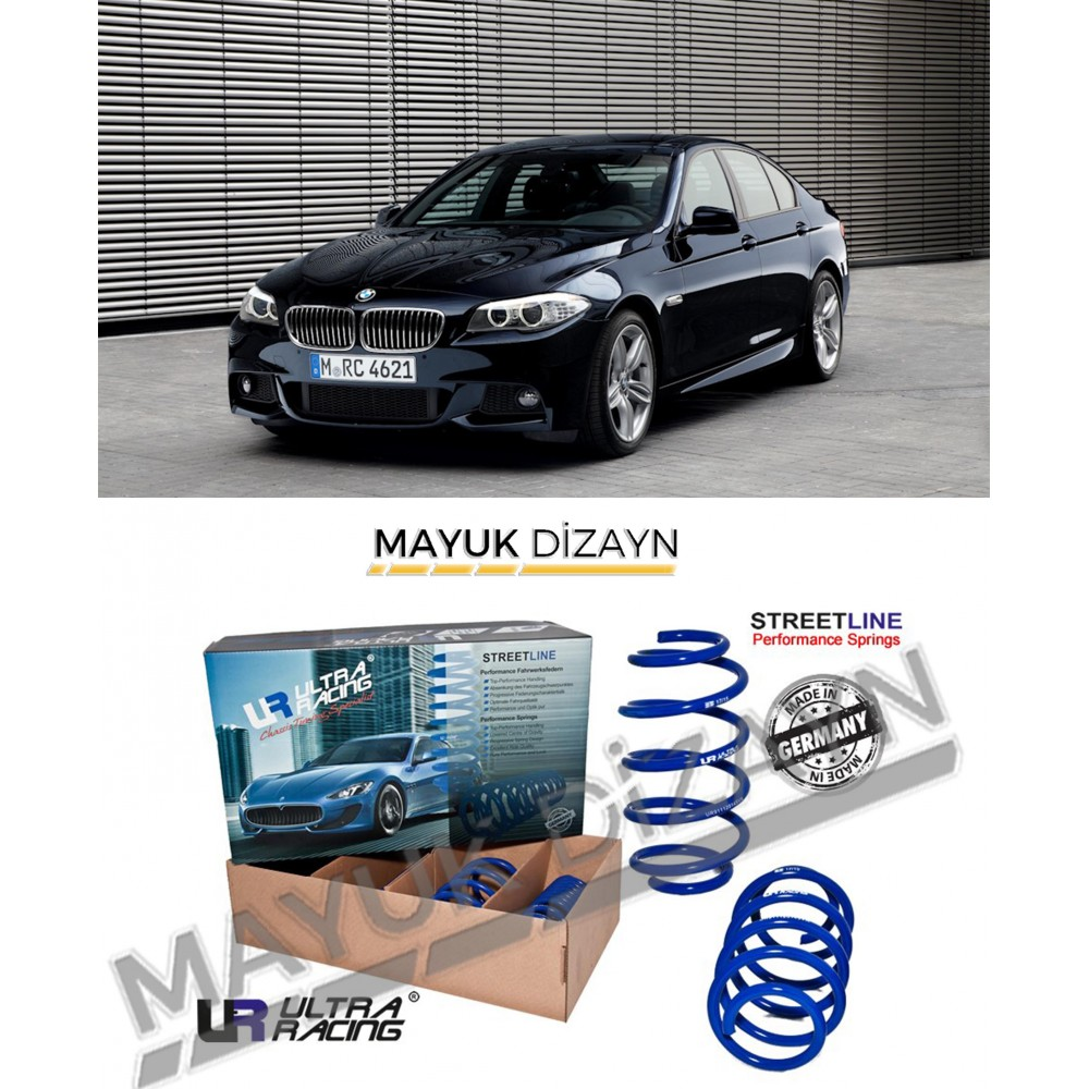 BMW F10 ULTRA RACING SPOR YAY (2010-2017) --MAYUK Dizayn--