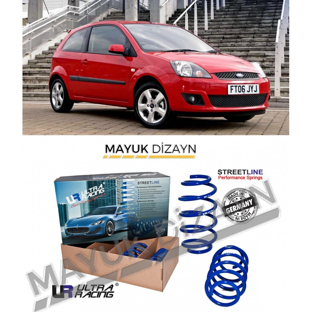 FORD FİESTA ULTRA RACING SPOR YAY (2002-2008) --MAYUK Dizayn--