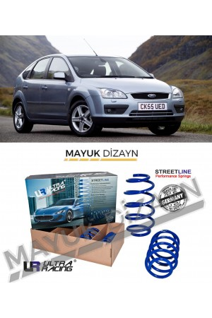 FORD FOCUS MK2 ULTRA RACING SPOR YAY (2004-2011) --MAYUK Dizayn-
