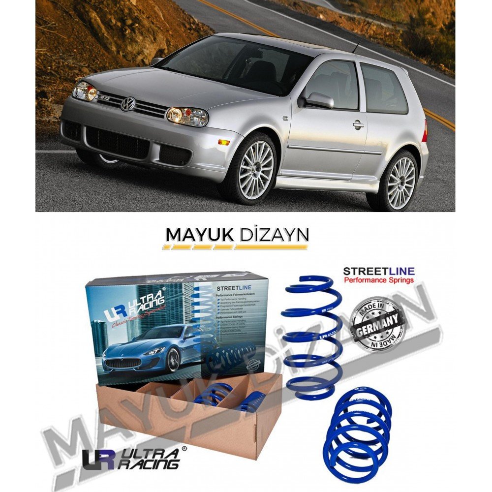VW GOLF MK4/BORA ULTRA RACING SPOR YAY(1997-2003) -MAYUK Dizayn-
