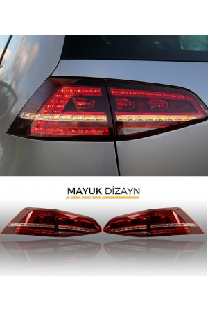 GOLF 7 HİGHLİNE Led Stop Seti 2012-2016 --MAYUK Dizayn--
