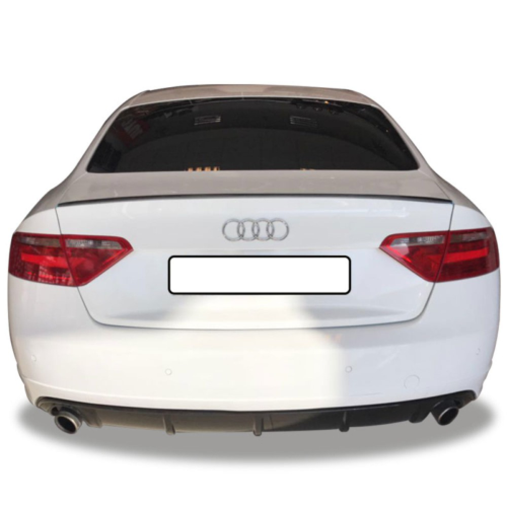 Audi A5 Coupe B8 B9 Spoiler
