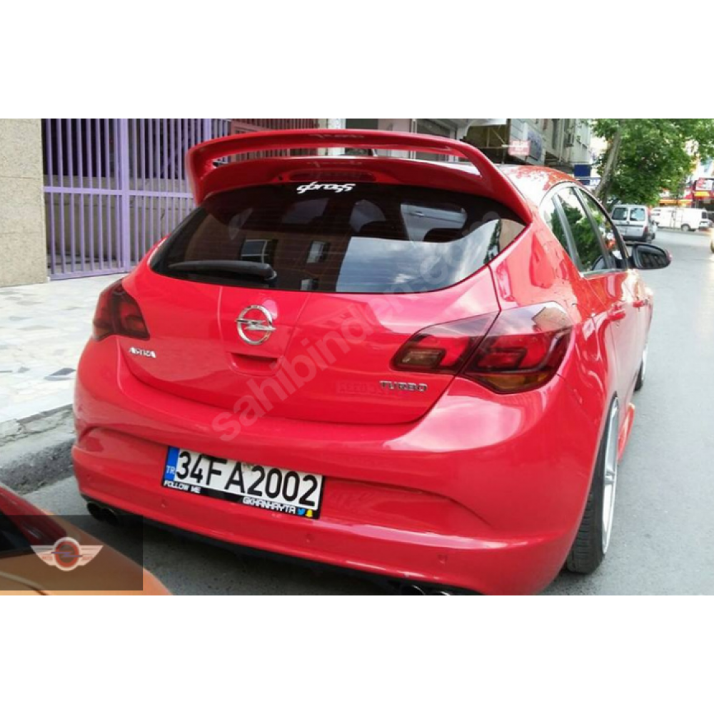 Astra J Opc Arka Tampon