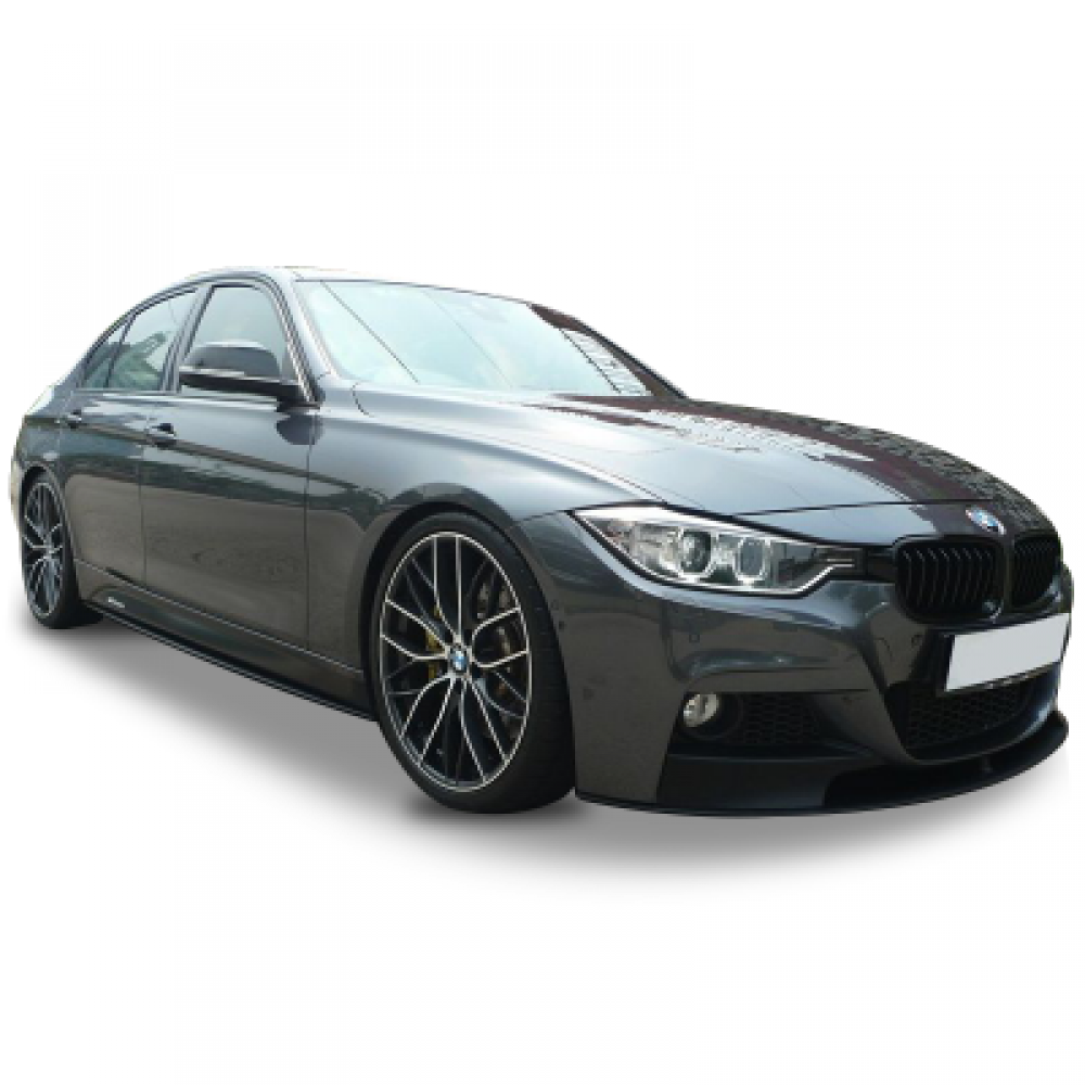 Bmw F30 3 Series M Performance Yan Lip