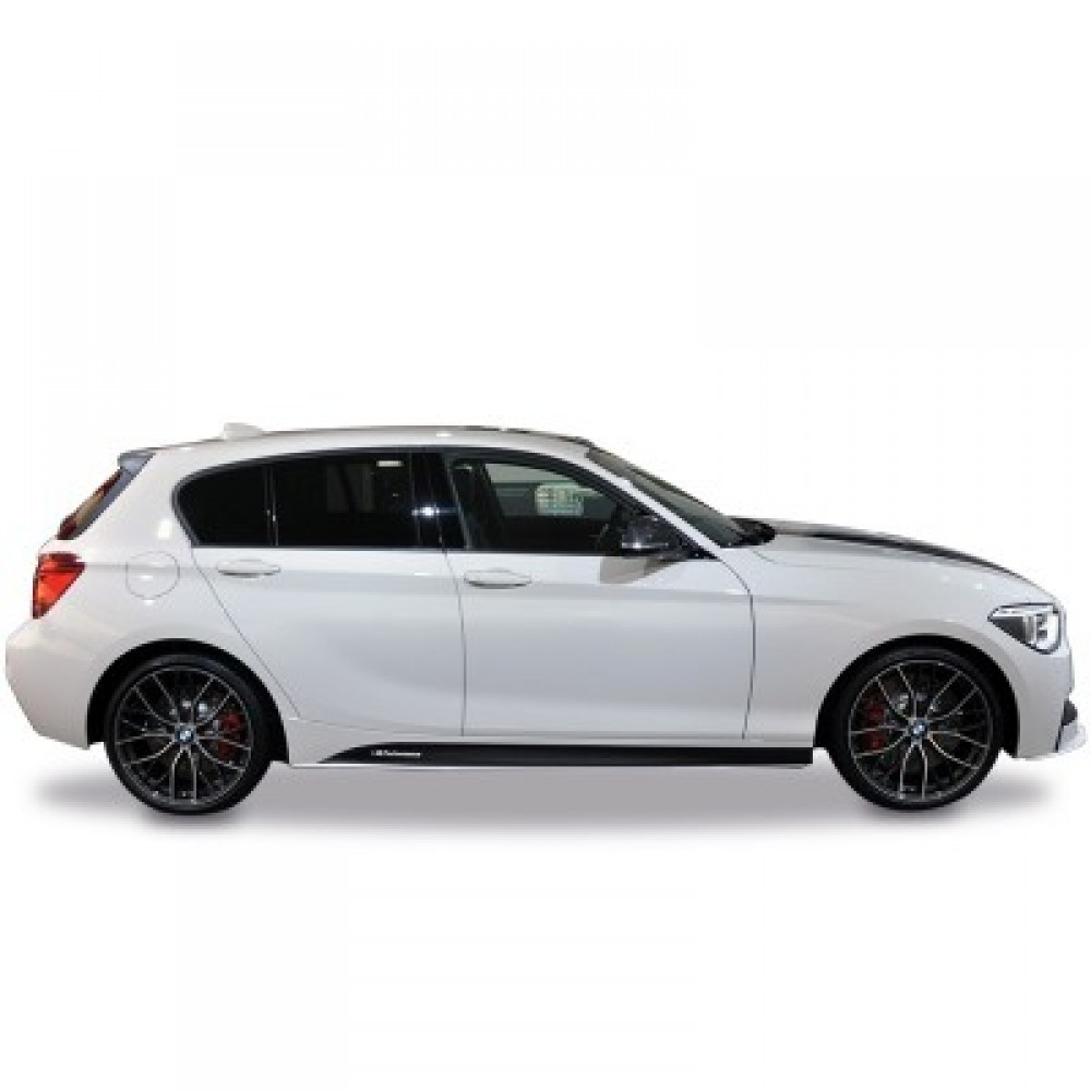 Bmw F20 1 Series M Performance Yan Lip